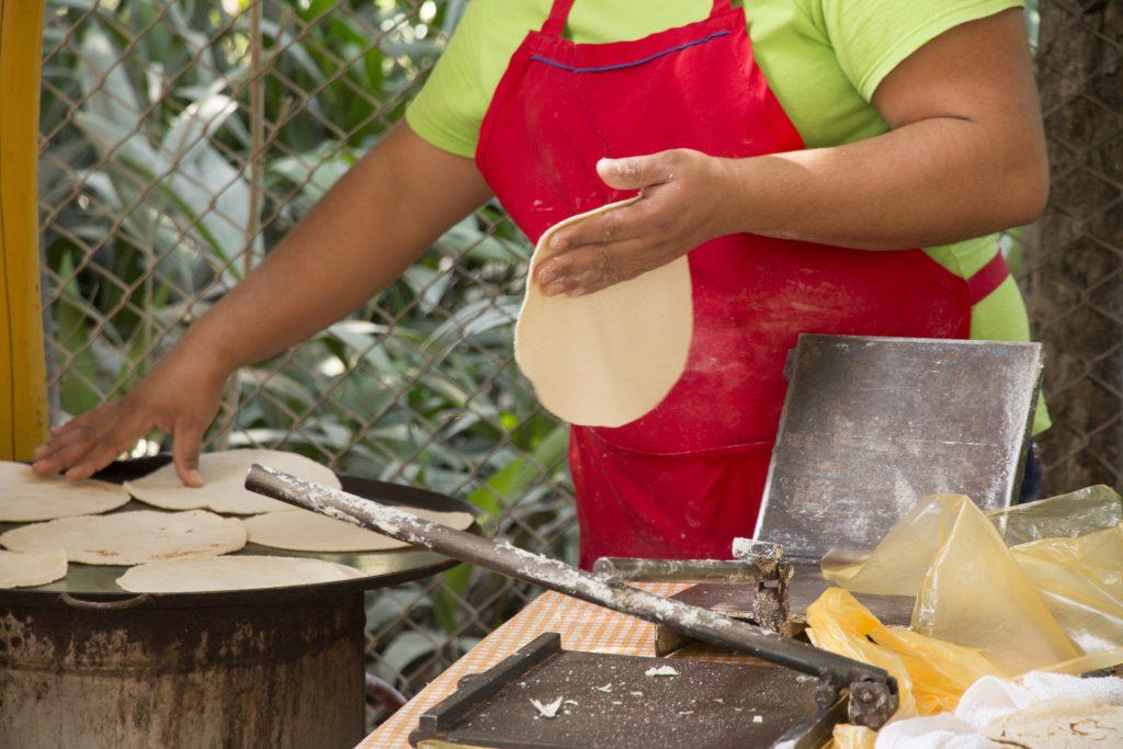 La Cruz de Huanacaxtle's Sunday Market