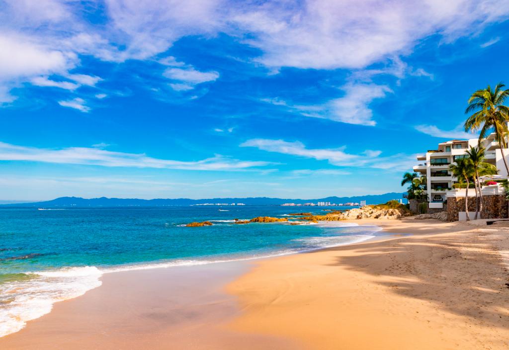 The World's Cleanest Beaches: Puerto Vallarta & Riviera Nayarit