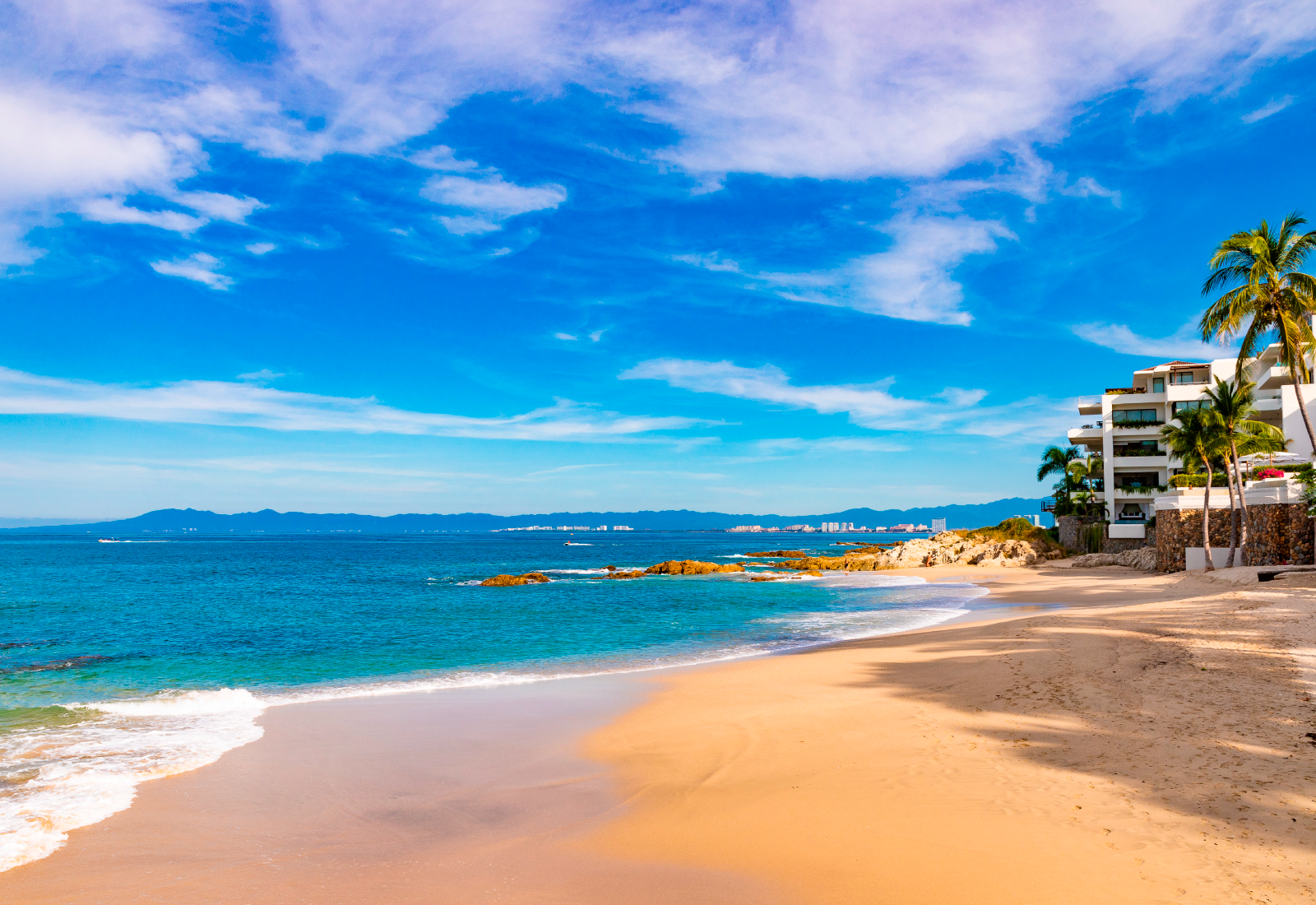 The World's Cleanest Beaches: Puerto Vallarta & Riviera Nayarit
