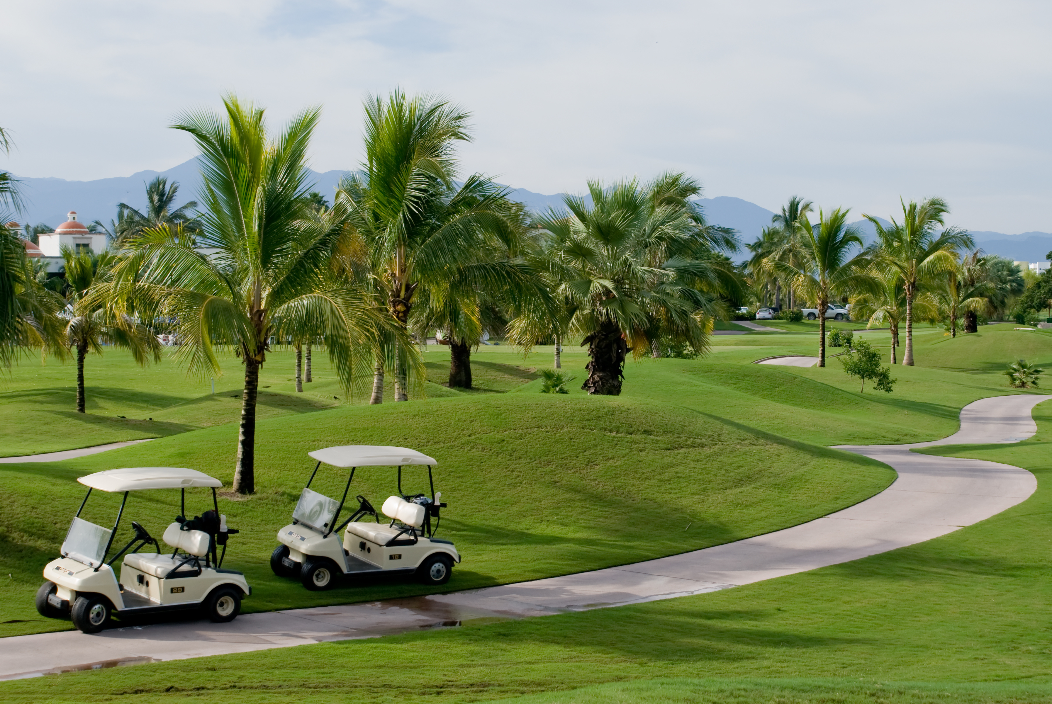 Golf Courses in Puerto Vallarta and the Rivera Nayarit