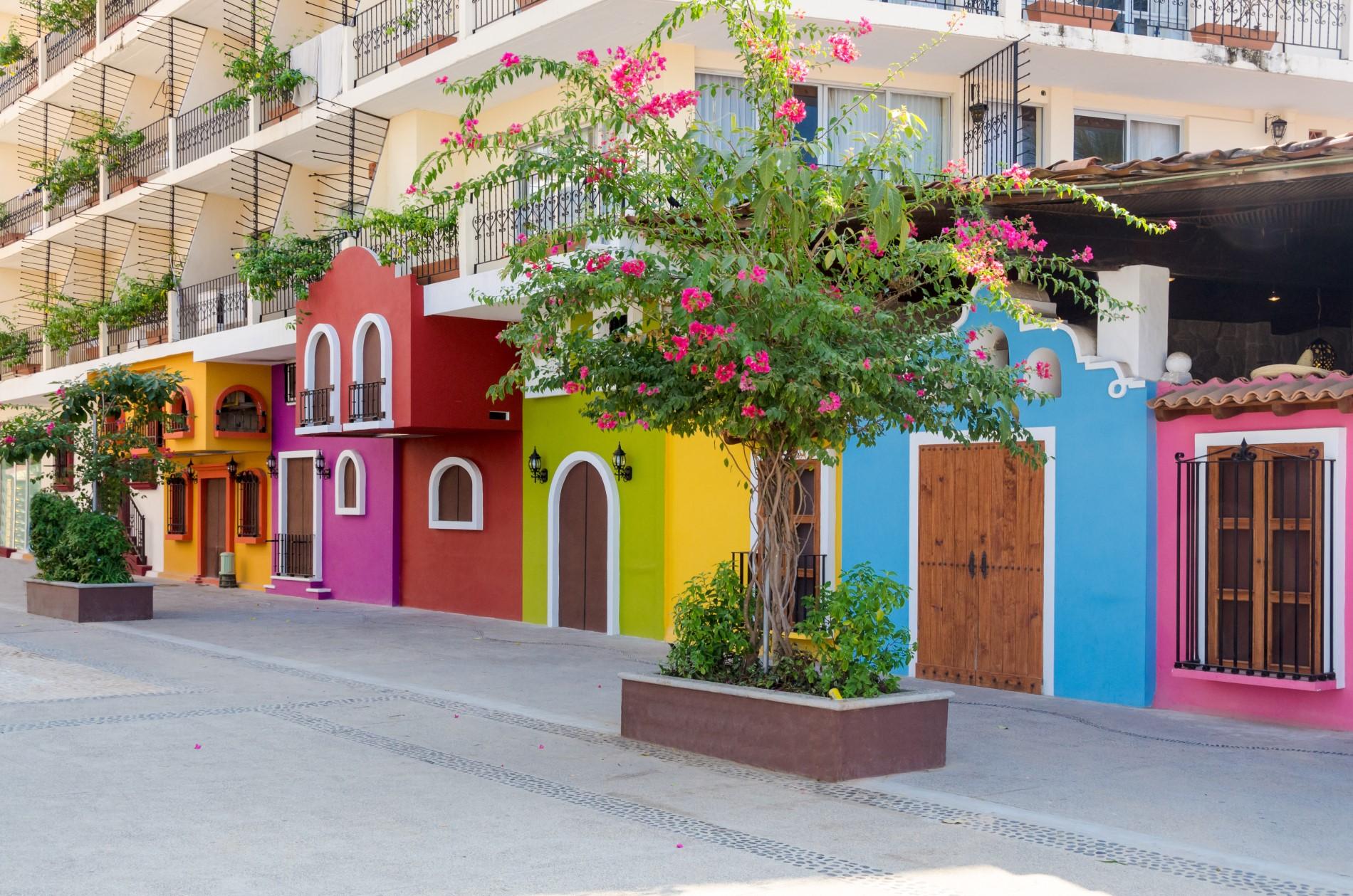 Zona Romántica - The heart of Puerto Vallarta